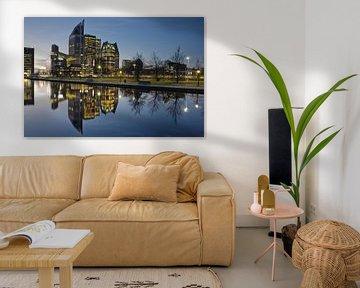 Skyline Den Haag sur Remco Swiers