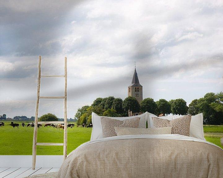 Impression: Friesland Wiesenrindkirche sur Jan Brons