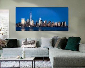 New York van Eriks Photoshop by Erik Heuver
