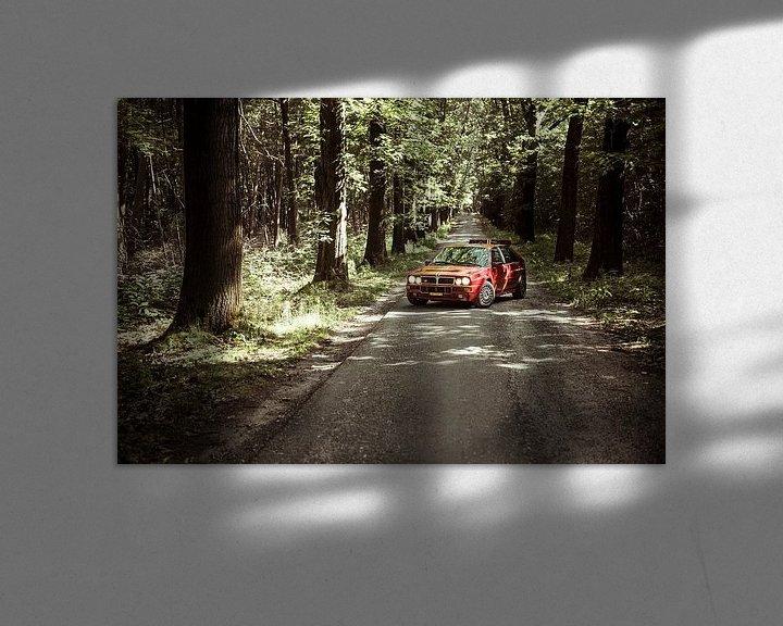 Beispiel: Lancia Delta Integrale Evo 2 ?Final Edition? von Sytse Dijkstra