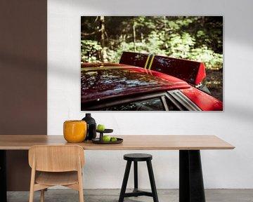 Lancia Delta Integrale Evo Spoiler alert