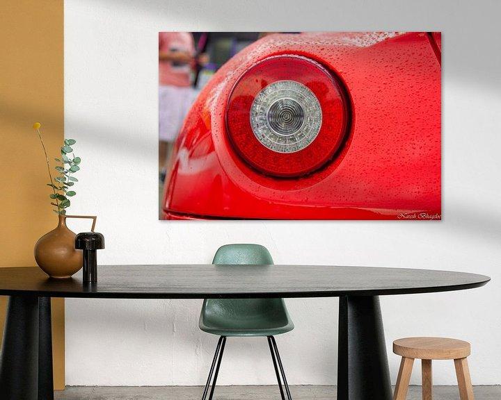 Sfeerimpressie: Red Eye van Naresh Bhageloe
