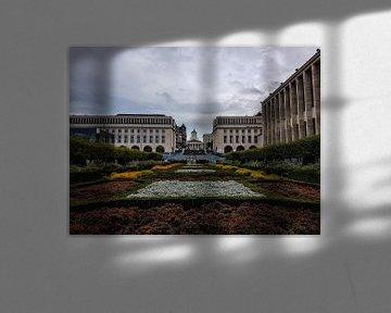 Paleis Brussel van Naresh Bhageloe