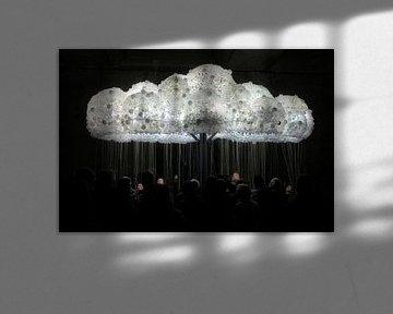 Met je hoofd in de wolken. von Vincent Snoek