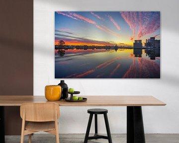 Mirrored Colours van Tomas van der Weijden