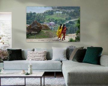 Proménade à Shravanabelagola