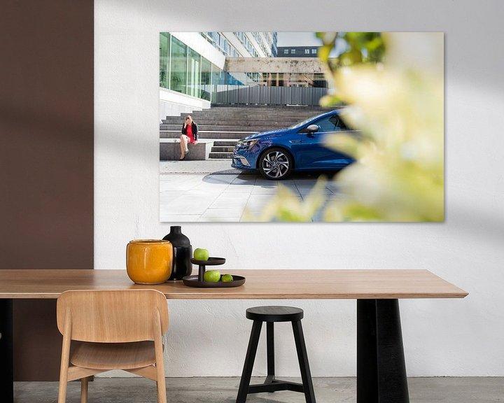 Beispiel: Renault Megane Estate Life von Sytse Dijkstra