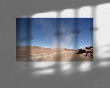 'Windhoos', Bolivia  van Martine Joanne