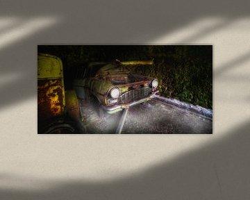 lost car  van Bertus Vorstenbosch