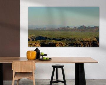 'Landschap', Arizona sur Martine Joanne