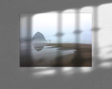 'Canon Beach', Oregon van Martine Joanne