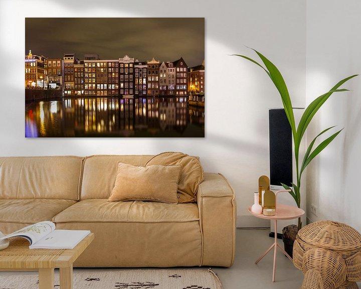 Sfeerimpressie: Amsterdam van Pim Leijen