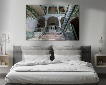 Royal Staircase von Oscar Beins