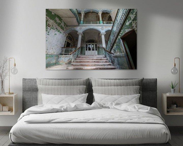 Sfeerimpressie: Royal Staircase van Oscar Beins