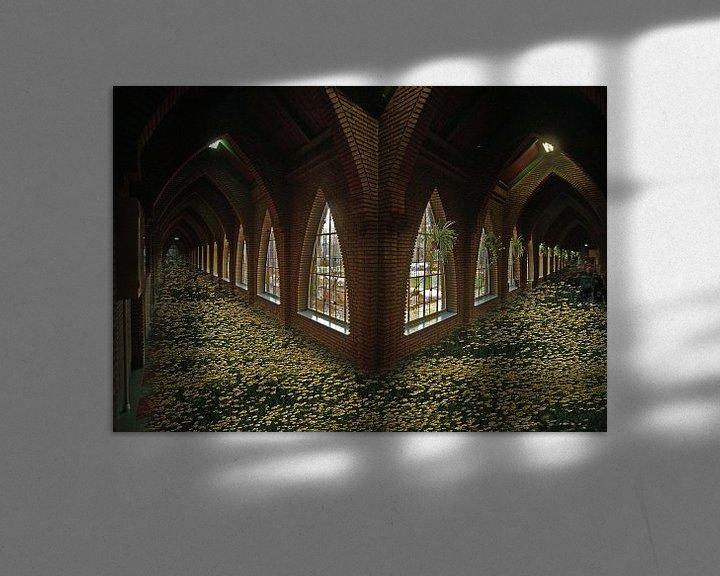 Impression: Paschalis monastry sur Henk Speksnijder