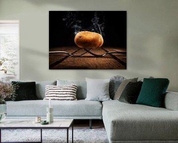 Hete aardappel van Andreas Berheide Photography