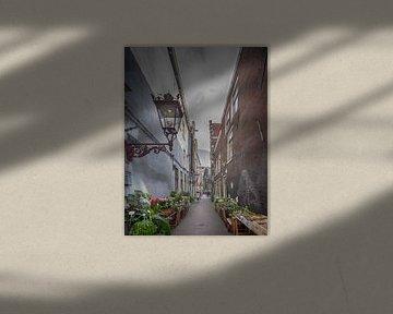 Enge Kerksteeg Amsterdam van Foto Amsterdam / Peter Bartelings