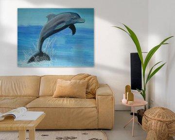 Delfin von Babetts Bildergalerie