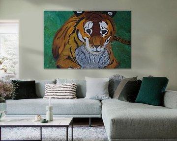 Tiger von Babetts Bildergalerie