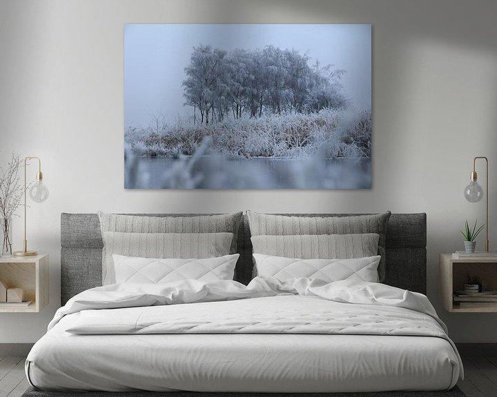 Sfeerimpressie: Friesland - Winter van Fotografie Sybrandy