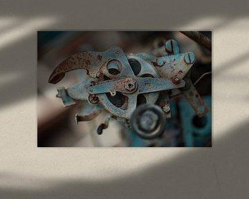 Mechanisch onderdeel van Bart Van Wijck