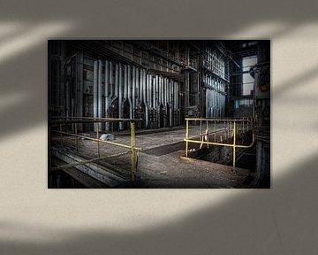 Verlassen energiekraftewerk 11 von Eus Driessen