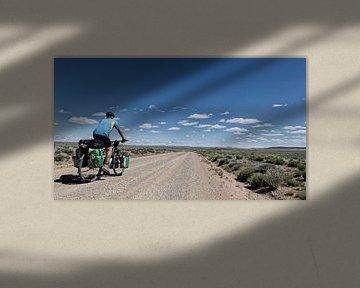 Fietsen Great Divide Mountain Bike Route van Ellen van Drunen