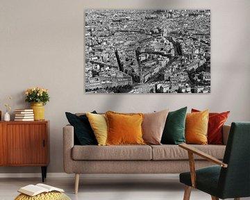 Arc de Triomphe Parijs van JPWFoto