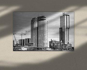 Rotterdam Skyline ...... Kop van Zuid ..... van Robert Van Der Linde