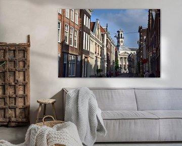 Rathaus im Zentrum von Dordrecht von Nicolette Vermeulen