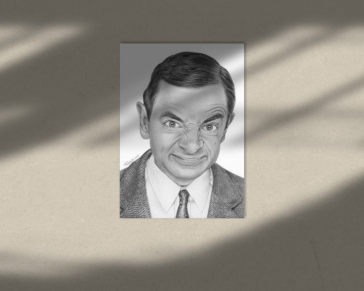 Beispiel: Mr Bean von Tamara Witjes