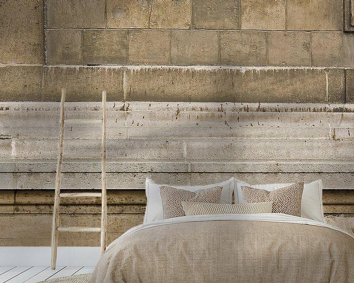 Sfeerimpressie behang: Parijs architectuur van Jerome Coppo
