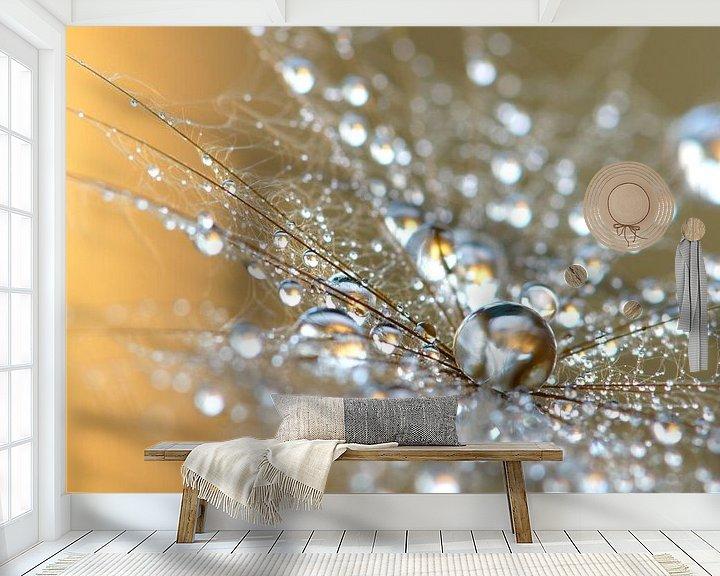 Sfeerimpressie behang: Mystic van Carla Mesken-Dijkhoff