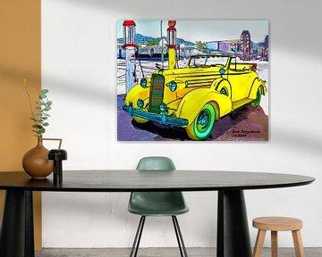 Cadillac Convertible 1936