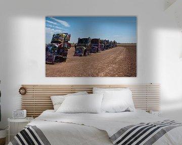 Cadillac Ranch, Amarillo TX USA