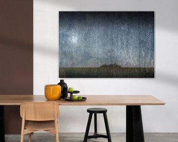 verloren landschap von Henk Speksnijder