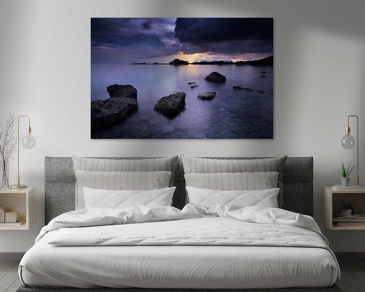 Sfeerimpressie: Het blauwe uur van Paul Arentsen