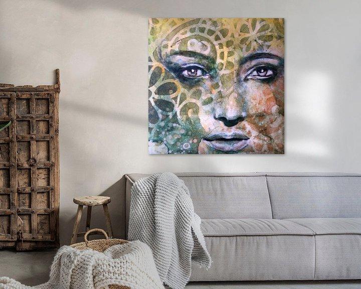 Impression: In Between no. 2 sur Helma van der Zwan