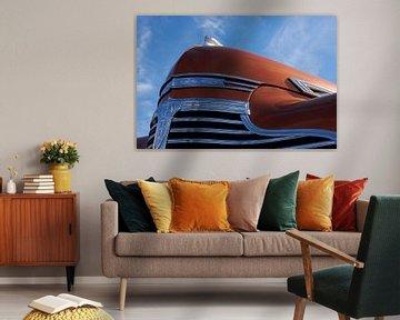 Chevrolet 1941 Nase