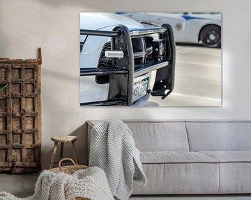 Dodge Charger Polizei Wraparound-Stoßstange