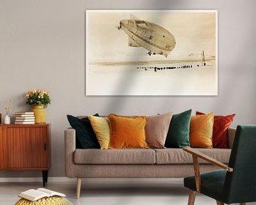 Fliegender Maybach-Zeppelin