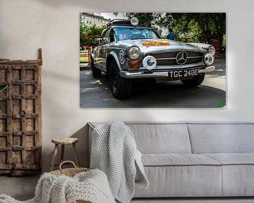 Mercedes 250 SL 1967