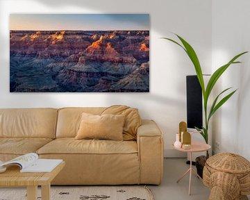 Colourful Grand Canyon van Jasper den Boer