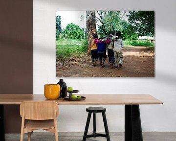 Verbroedering in Malawi