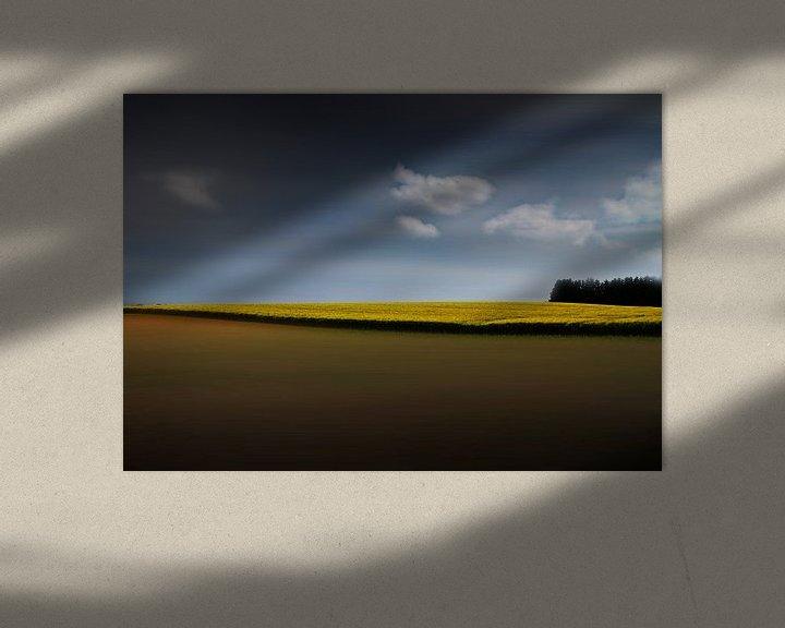 Beispiel: empty landscape von Henk Speksnijder