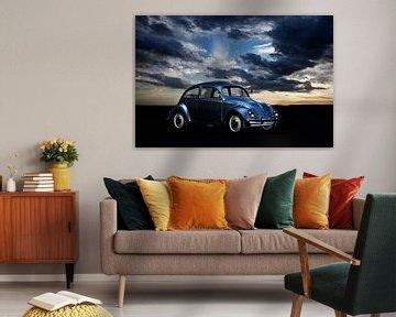 Volkswagen (VW) Kever van Ronald George