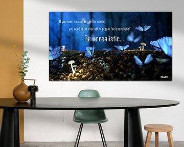 """Inspiration """"unrealistic"""" van henrie Geertsma"""