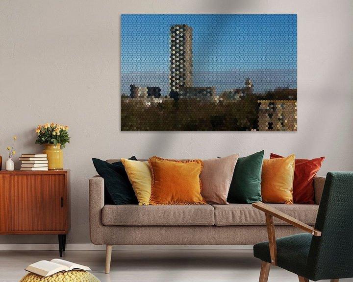 Sfeerimpressie: Pixel Westpoint Tilburg van Richard van den Hoek