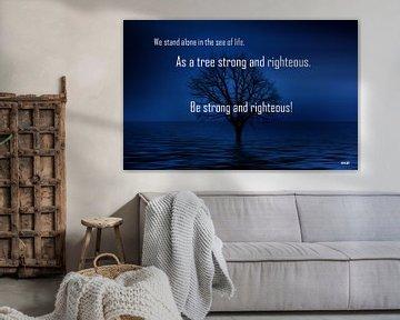 """Inspiration """"Righteous"""" van henrie Geertsma"""
