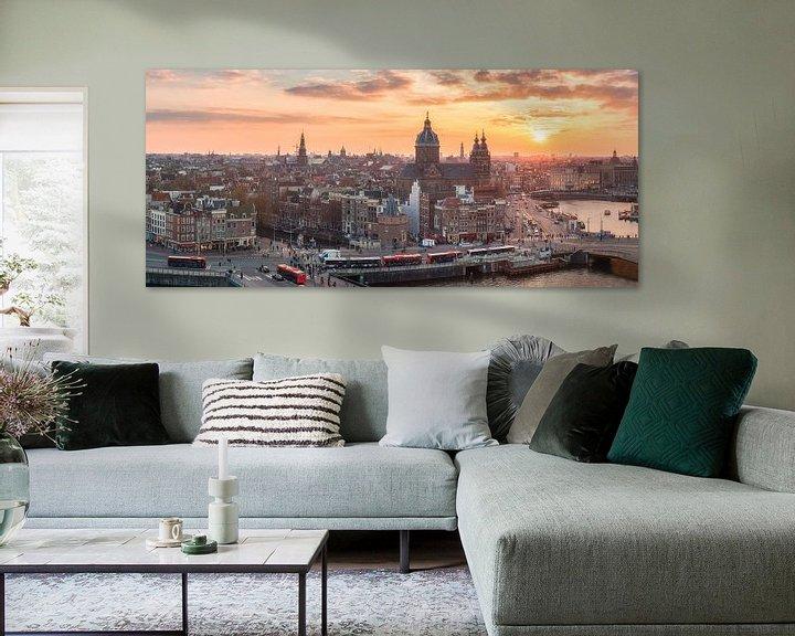Beispiel: Amsterdam! von Reinier Snijders